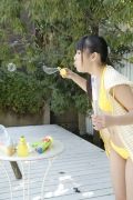 Sana Tsuchiyama Swimsuit gravure035