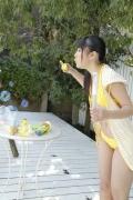 Sana Tsuchiyama Swimsuit gravure038