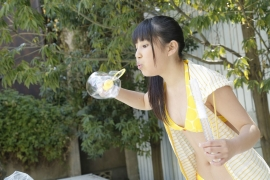 Sana Tsuchiyama Swimsuit gravure041