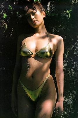 Fumie Nakajima swimsuit gravure002
