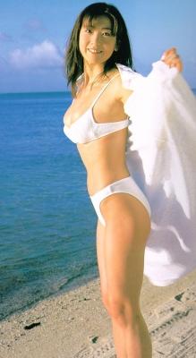 Fumie Nakajima swimsuit gravure004