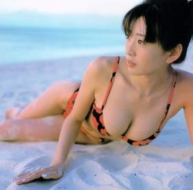 Fumie Nakajima swimsuit gravure015