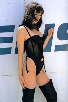 Fumie Nakajima swimsuit gravure019