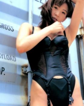 Fumie Nakajima swimsuit gravure025