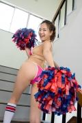 Mayumi Yamanaka Swimsuit Gravure Pretty Cheerleader012