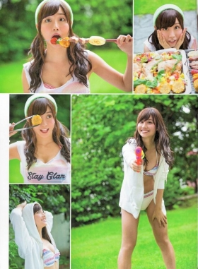 Aya Shibata Gravure Swimsuit Images023