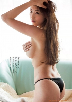 Aya Shibata Gravure Swimsuit Images025