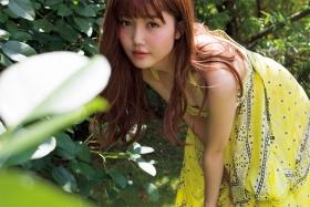 Nanaka Matsukawa Gravure Swimsuit Images010