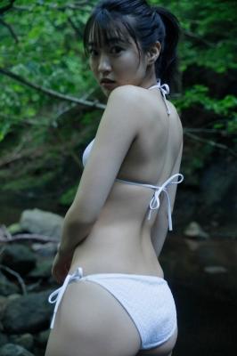 Ayuri Yoshinaga Swimsuit Gravure Ultraman Taiga Heroines Beautiful Girl Vol2018