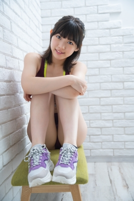 Risa Sawamura track and field team uniform001
