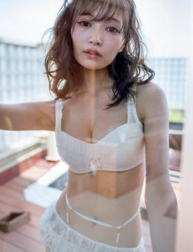 Sayaka Nidori Swimsuit Gravure Dream Life022