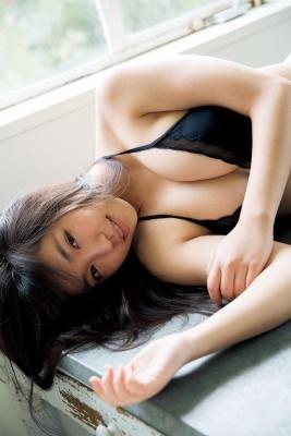 Yuuno Ohara Swimsuit Gravure I m here007