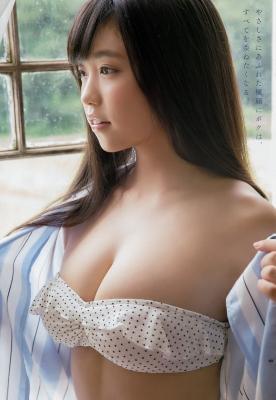 Yuuno Ohara Swimsuit Gravure I m here033