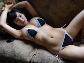 Jun Amagi Swimsuit Gravure The Last Person 027