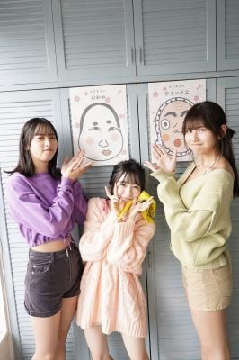 Everyones challenge to a good laugh Swimsuit gravure Haruka Arai Goto Masakura Kikuchi Hina Hayakawa Nagisa Otsuki Riko Miss Maga 2020004