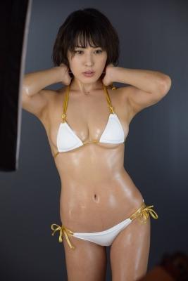 Tomomi Kaneko swimsuit gravure F breast selfish BODY 007