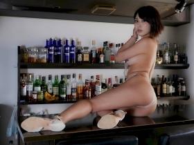 Tomomi Kaneko swimsuit gravure F breast selfish BODY 010