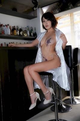 Tomomi Kaneko swimsuit gravure F breast selfish BODY 014