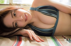 Tani Asako Swimsuit Gravure Announcer003
