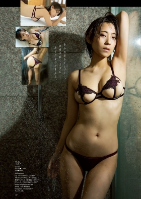 A woman in a swimsuit003