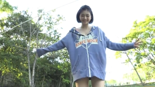 Minami Yamada Swimsuit Gravure Beach Volleyball Sunset Beach 2020009