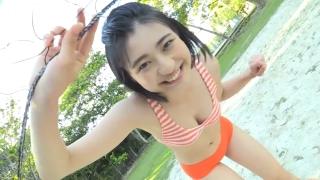 Minami Yamada Swimsuit Gravure Beach Volleyball Sunset Beach 2020049