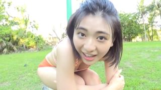 Minami Yamada Swimsuit Gravure Beach Volleyball Sunset Beach 2020063