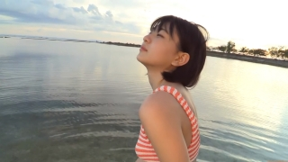 Minami Yamada Swimsuit Gravure Beach Volleyball Sunset Beach 2020077