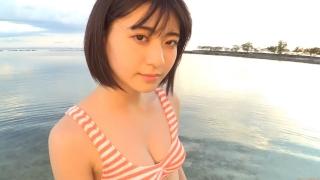 Minami Yamada Swimsuit Gravure Beach Volleyball Sunset Beach 2020108
