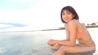 Minami Yamada Swimsuit Gravure Beach Volleyball Sunset Beach 2020126