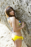 The Grand Voyage of a 19YearOld Ikumi Hisamatsu Gravure Swimsuit Images015