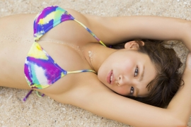The Grand Voyage of a 19YearOld Ikumi Hisamatsu Gravure Swimsuit Images019