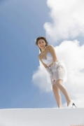 The Grand Voyage of a 19YearOld Ikumi Hisamatsu Gravure Swimsuit Images038