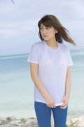 The Grand Voyage of a 19YearOld Ikumi Hisamatsu Gravure Swimsuit Images051