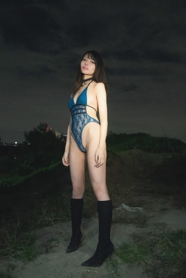 Sayaka Nitori Swimsuit Gravure Delivery Nitori 2021012
