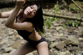 Ayuri Yoshinaga Swimsuit Gravure016