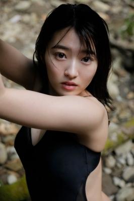 Ayuri Yoshinaga Swimsuit Gravure018