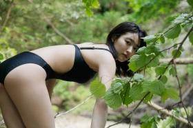 Ayuri Yoshinaga Swimsuit Gravure019
