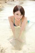 Nice bodied JK heroine Rio Sugawara gravure swimsuit image007