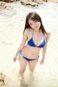 Nice bodied JK heroine Rio Sugawara gravure swimsuit image008