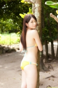 Nice bodied JK heroine Rio Sugawara gravure swimsuit image032