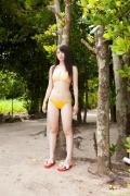 Nice bodied JK heroine Rio Sugawara gravure swimsuit image033