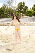 Nice bodied JK heroine Rio Sugawara gravure swimsuit image035