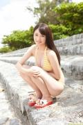 Nice bodied JK heroine Rio Sugawara gravure swimsuit image038