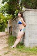 Nice bodied JK heroine Rio Sugawara gravure swimsuit image070