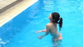 Bare Face Ichimanma Yuka Ueno Gravure Swimsuit Images015