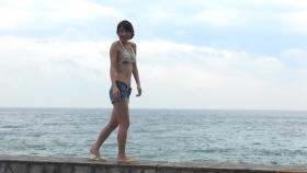 Bare Face Ichimanma Yuka Ueno Gravure Swimsuit Images022