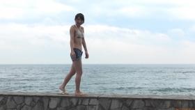 Bare Face Ichimanma Yuka Ueno Gravure Swimsuit Images023