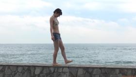 Bare Face Ichimanma Yuka Ueno Gravure Swimsuit Images024