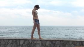 Bare Face Ichimanma Yuka Ueno Gravure Swimsuit Images025